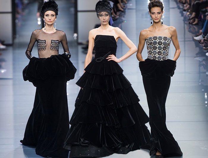 Giorgio Armani Prima collezione Haute Couture Collection, 2005