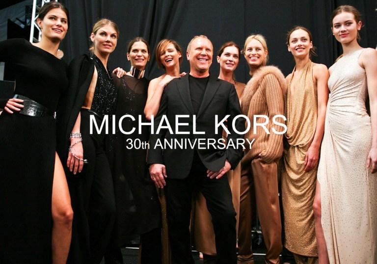Michael Kors 30° anniversario