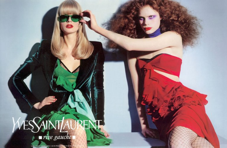 Yves Saint Laurent Tom Ford per Yves Saint Laurent, collezione primavera/estate 2003