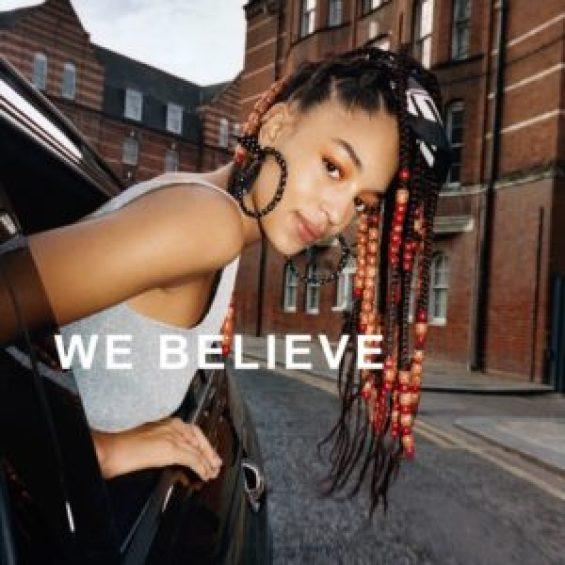 mame dizionario BERSHKA we believe campaign