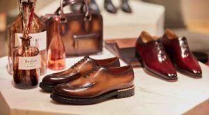 Alcuni modelli tratti dalla collezione femminile di calzature Berluti