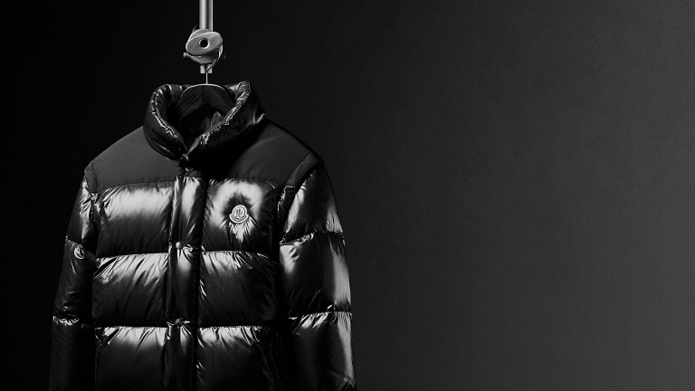 Dizionario della Moda Mame: Moncler. Down Duvet Jacket