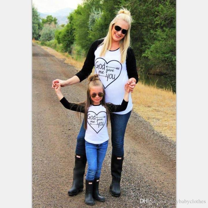 Moda Mãe e Filha Calça Jeans
