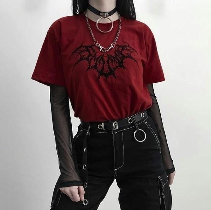 Roupas E-Girl 2021 → Onde Comprar? Fotos, Estilos, Looks (Inspirações)