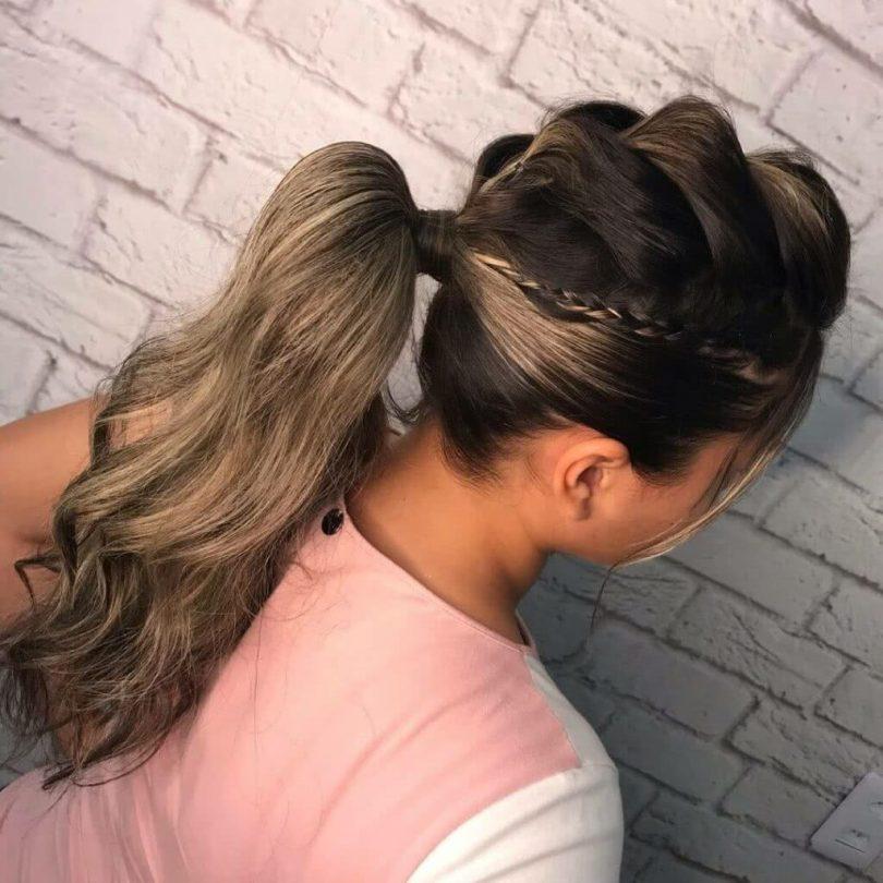 Qual o melhor corte para cabelo longo?