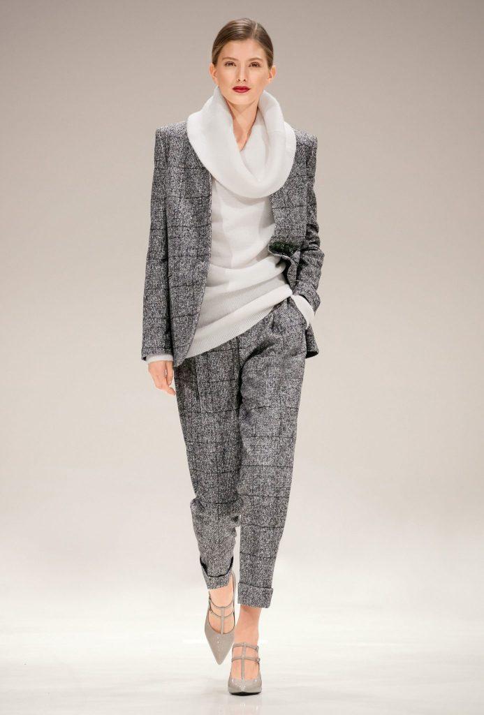 Модный цвет осенне-зимнего сезона Neutral Gray