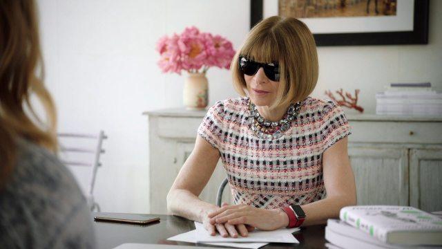 Анна Винтур и ее стиль