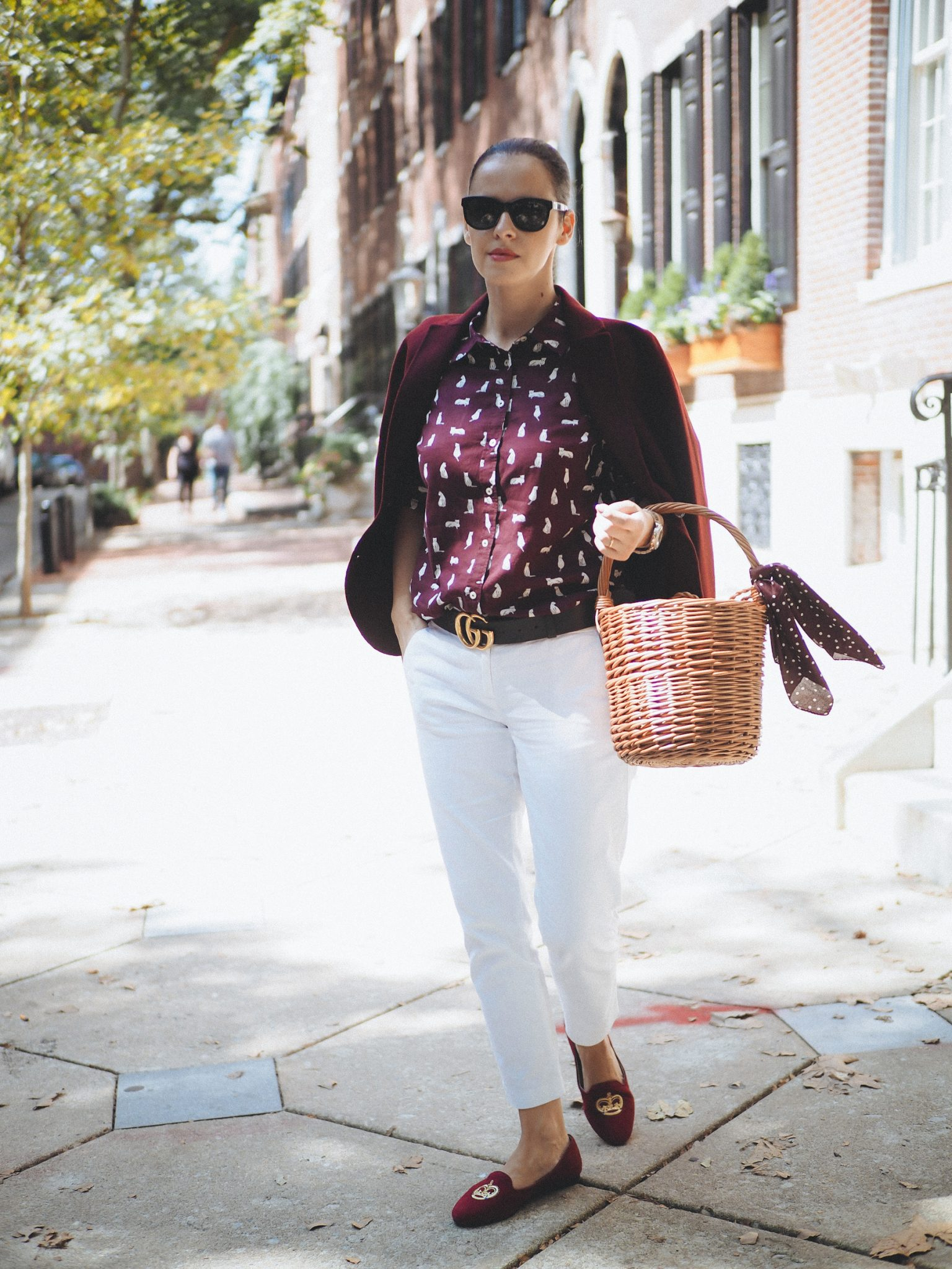 Семь моих любимых модных блогеров
