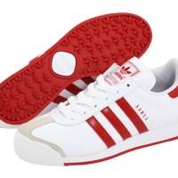 Adidas kırmızı erkek ve bayan spor ayakkabılar