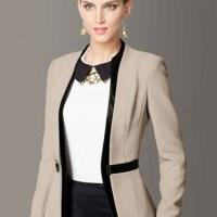 Etekli trend bayan takım elbise modelleri
