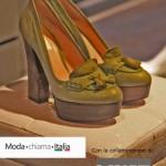 scarpe per profilo