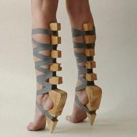 Tacones, estilos y formas de los pedestales femeninos