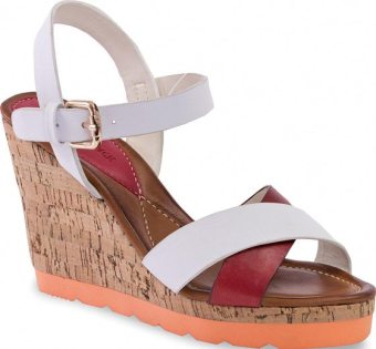 Lumberjack Dolgu Topuklu Ayakkabı