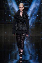 Irene Hiemstra - Donna Karan 2014 Sonbahar-Kış Koleksiyonu