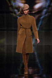 Cindy Bruna - Donna Karan 2014 Sonbahar-Kış Koleksiyonu