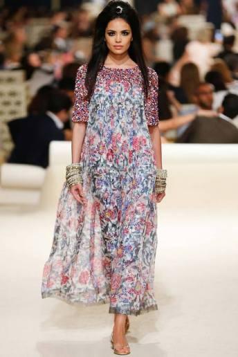 Irina Sharipova - Chanel 2015 Resort