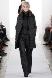 Maud Le Fort - Oscar de la Renta 2014 Sonbahar-Kış Koleksiyonu