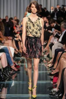 Marte Mei van Haaster - Louis Vuitton Resort 2015