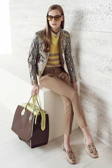 Ine Neefs - Gucci 2015 Resort
