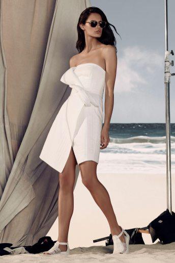Anja Leuenberger - BCBG Max Azria 2015 Resort