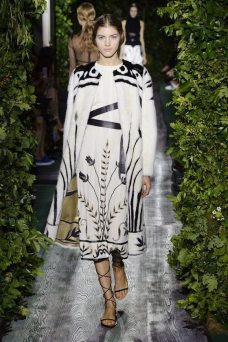 Valery Kaufman - Valentino 2014 Sonbahar Haute Couture