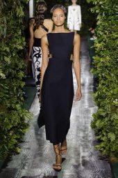 Malaika Firth - Valentino 2014 Sonbahar Haute Couture