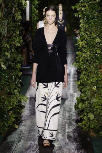 Larissa Marchiori - Valentino 2014 Sonbahar Haute Couture