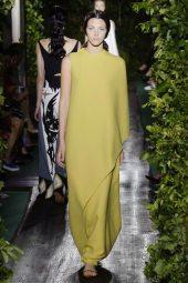 Vittoria Ceretti - Valentino 2014 Sonbahar Haute Couture