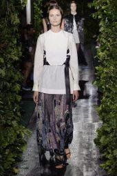Vasilisa Pavlova - Valentino 2014 Sonbahar Haute Couture