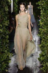 Pauline Hoarau - Valentino 2014 Sonbahar Haute Couture