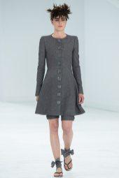 Eleonore Toulin - Chanel Fall 2014 Couture