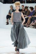 Sasha Luss - Chanel Fall 2014 Couture