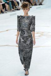 Brogan Loftus - Chanel Fall 2014 Couture