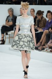 Louise Parker - Chanel Fall 2014 Couture