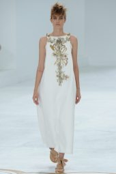 Nadja Bender - Chanel Fall 2014 Couture