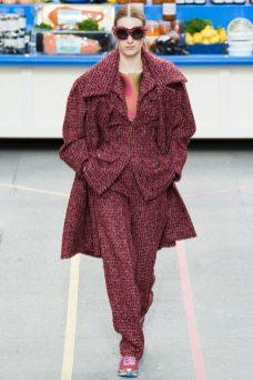 Ashleigh Good - Chanel Fall 2014