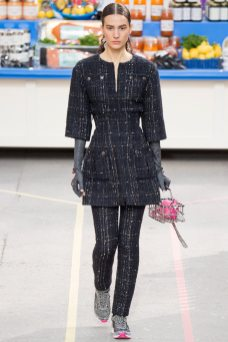 Mijo Mihaljcic - Chanel Fall 2014
