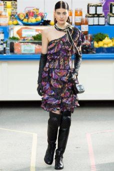 Larissa Hofmann - Chanel Fall 2014