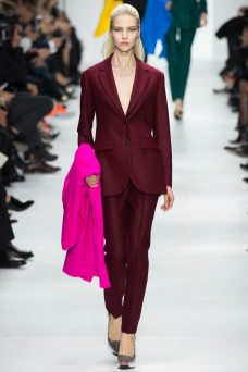 Sasha Luss - Christian Dior Fall 2014