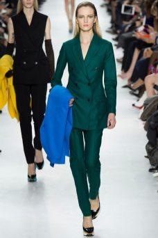 Daria Strokous - Christian Dior Fall 2014