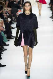 Valery Kaufman - Christian Dior Fall 2014