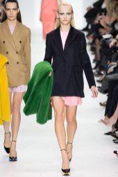 Ginta Lapina - Christian Dior Fall 2014