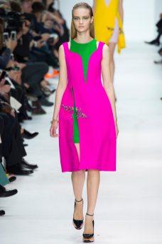 Valeriya Makarova - Christian Dior Fall 2014