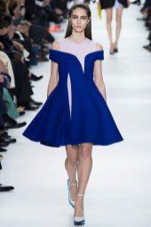 Marine Deleeuw - Christian Dior Fall 2014