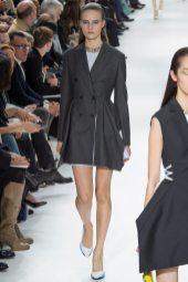Tilda Lindstam - Christian Dior Fall 2014