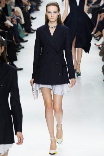 Franciska Gall - Christian Dior Fall 2014