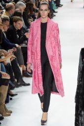 Josephine Le Tutour - Christian Dior Fall 2014