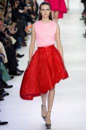 Vasilisa Pavlova - Christian Dior Fall 2014