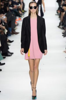 Ine Neefs - Christian Dior Fall 2014