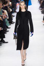 Carolina Sjostrand - Christian Dior Fall 2014
